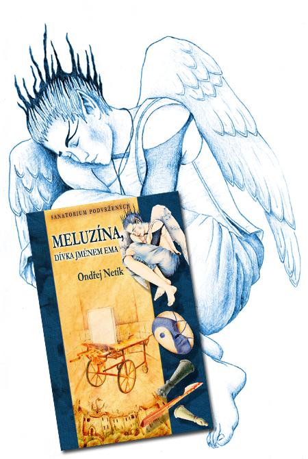 Teaser Tuesday 25: Meluzína, dívka jménem Ema