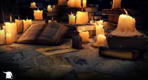 under_light_of_books_by_kewai-d6kxss2